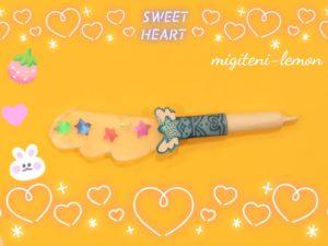 henshin-star-color-pen-tedukuri-tsukurikata