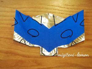 ultraman-halloween-eyemask-handmade