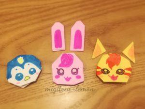 handmade-origami-healing-animal