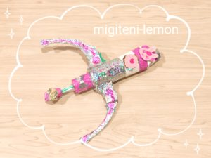 healingood-precure-arrow-handmade-toy