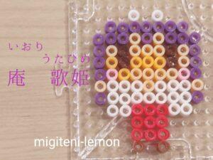 iori-utahime-ironbeads-handmade-zuan-jujutsukaisen