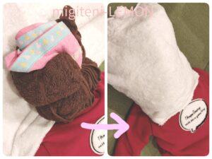 face-towel-dakimakura-bear
