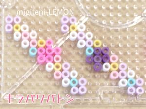 kirapawa-baton-kawaii-daiso-handmade