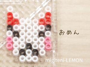 kitsune-omen-handmade-daiso-mini
