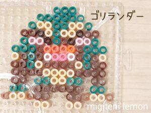 cool-beads-gorirander-rillaboom-pokemon-zuan