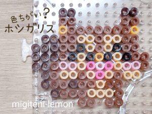 hoshigarisu-skwovet-color-pokemon-kawaii-daiso-beads