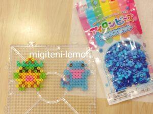 nuoh-quagsire-runpappa-ludicolo-iron-beads-pokemon