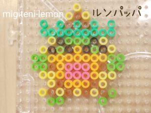 runpappa-ludicolo-iron-beads-pokemon-handmade-kawaii