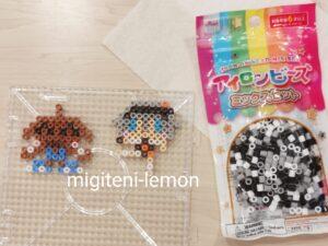 saitou-bea-kapoerer-hitmontop-square-beads-daiso-pokemon
