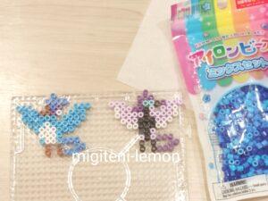 freezer-articuno-galar-pokemon-ironbeads-daiso
