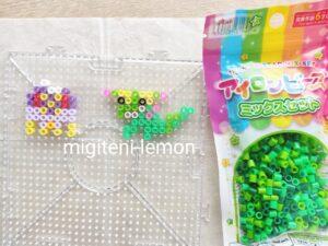 fuwaride-driftblim-dorameshiya-dreepy-pokemon-ironbeads-zuan-square
