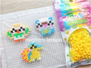 mokuroh-rowlet-mijumaru-oshawott-hinoarashi-cyndaquil-ironbeads-kawaii-arceus-pokemon