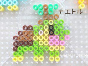 kawaii-naetoru-turtwig-square-ironbeads-zuan-pokemon-perl