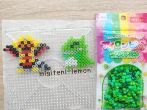 giratina-whimsicott-migawari-pokemon-ironbeads-daiso-zuan-square