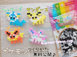 ninfia-thunders-buster-shawazu-pokemon-ironbeads-freezuan-daiso2
