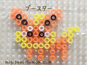 kawaii-flareon-buster-pokemon-ironbeads-freezuan-daiso